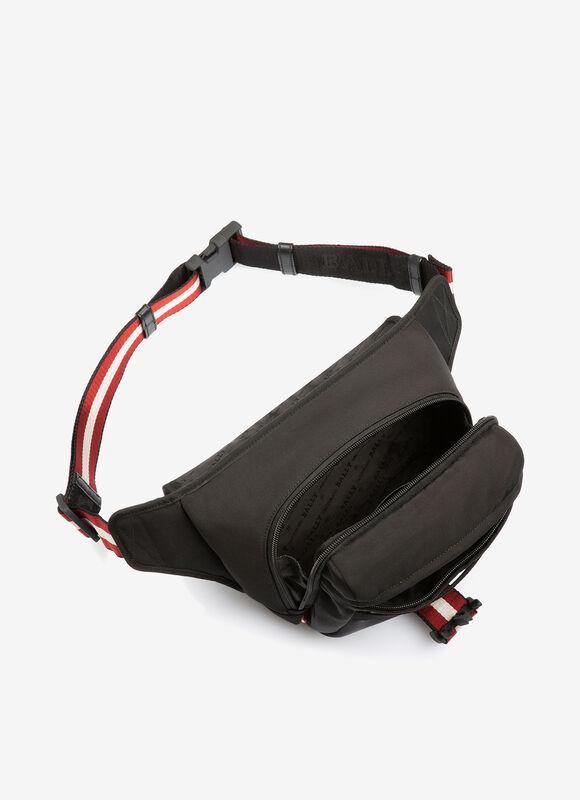 BLACK FABRIC Bags - Bally