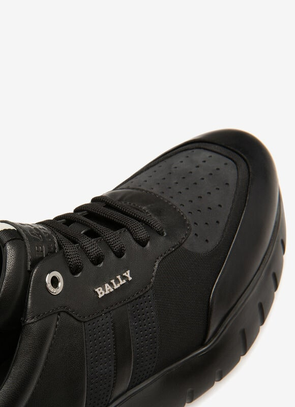 BLACK LAMB Sneakers - Bally