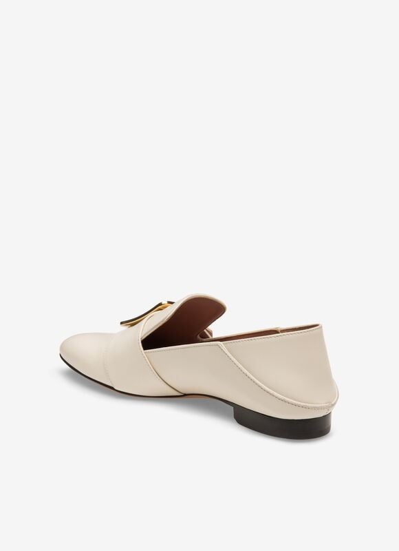 WHITE CALF Flats - Bally