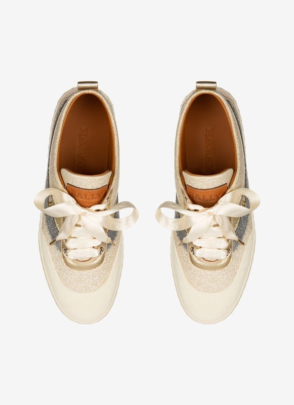 BLANC MIX SYNT Sneakers - Bally
