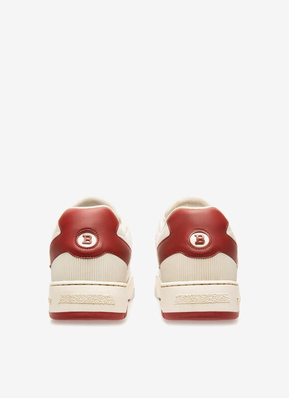 BLANC CALF Sneakers - Bally