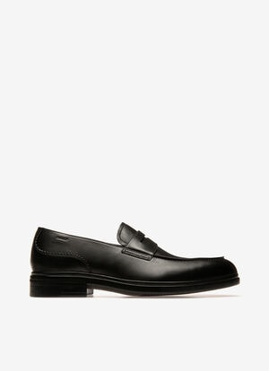 NOIR CALF Mocassins - Bally