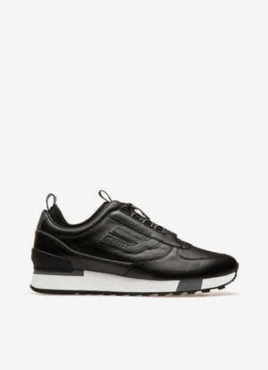 NOIR CALF Sneakers - Bally