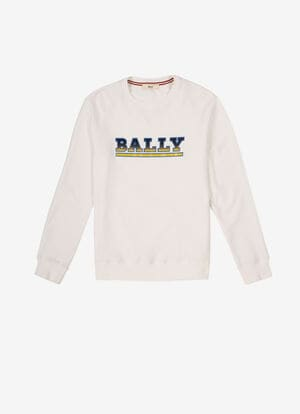 WHITE MIX COTTON Ready To Wear - Bally