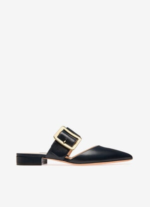 NAVY GOAT Chaussures plates - Bally