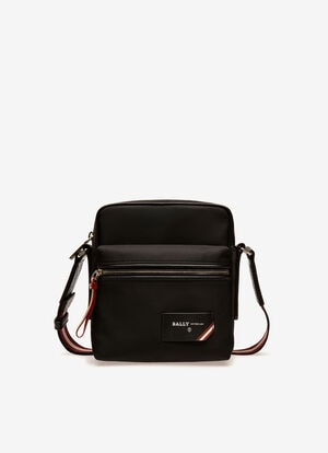 NOIR NYLON Sacs messenger - Bally