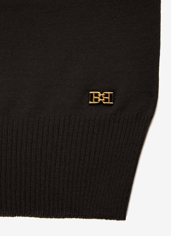 NOIR WOOL Tops - Bally