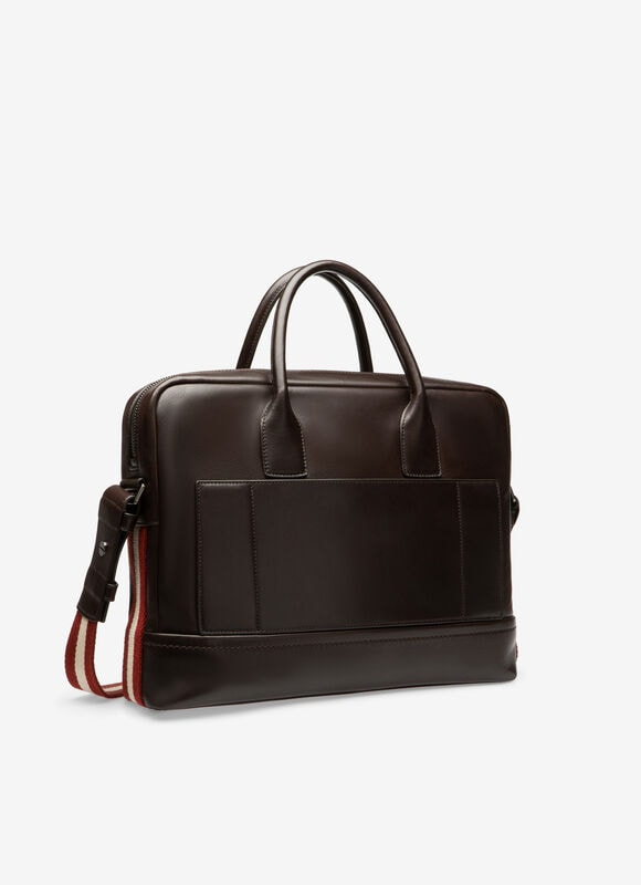 MARRON CALF Maroquinerie - Bally