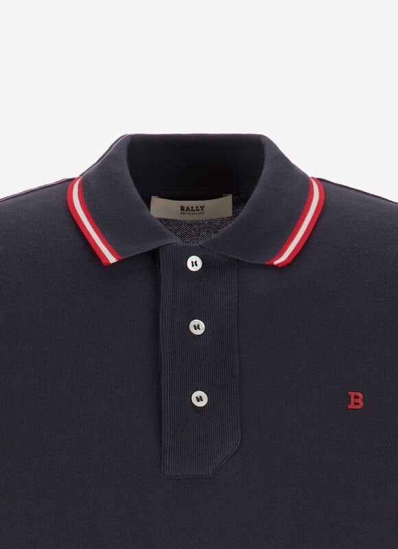BLEU COTTON Chemises et T-Shirts - Bally
