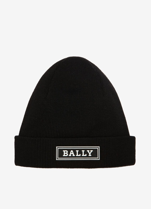 BLACK WOOL Accessories - Bally