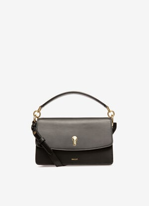 BLACK CALF Cross-body Bags - Bally