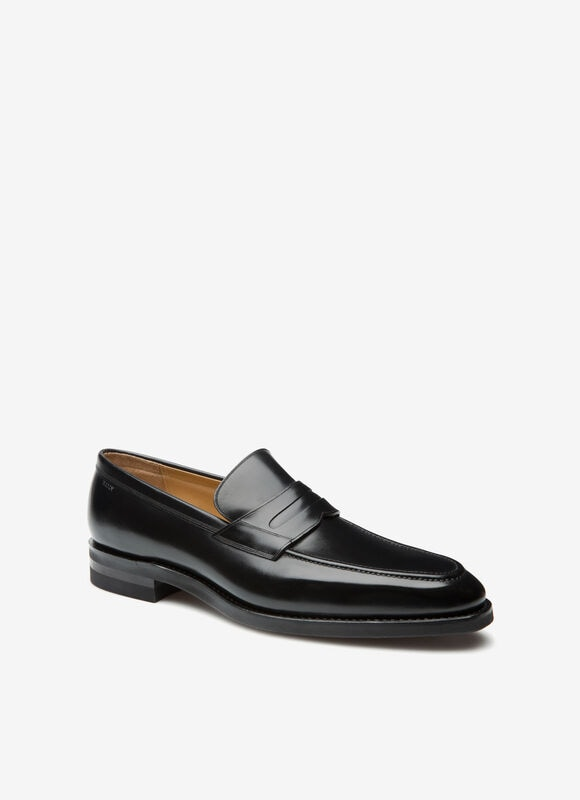 BLACK CALF Loafers and Moccasins - Bally