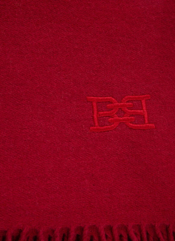 ROUGE WOOL Écharpes - Bally