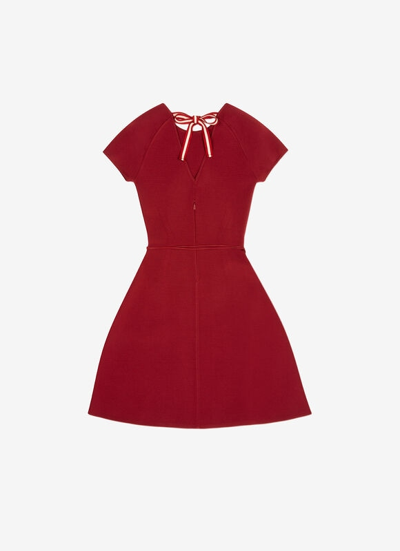 ROUGE MIX VISCOSE Robes et Jupes - Bally