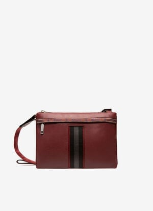 BORDEAUX BOVINE Sacs messenger - Bally