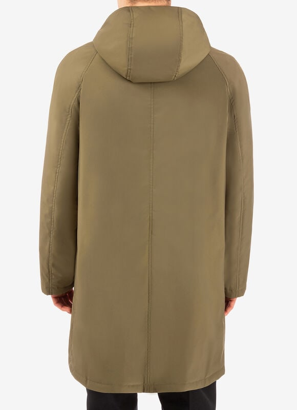 BROWN POLYESTER Outerwear - Bally