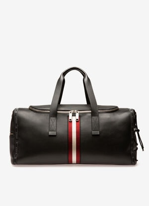 BLACK BOVINE Travel Bags - Bally