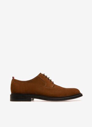 BROWN CALF Lace-Ups and Monks - Bally