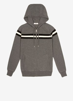 GREY WOOL Tracksuits - Bally