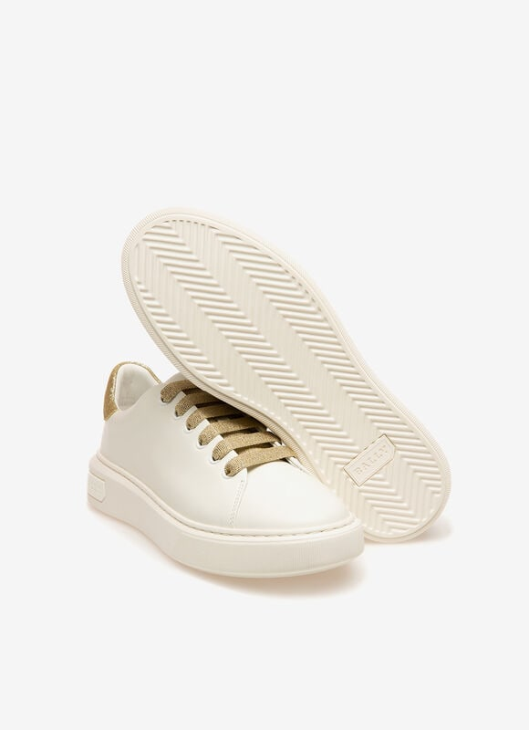 BLANC LAMB Sneakers - Bally