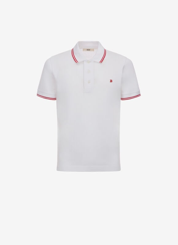 BLANC COTTON Chemises et T-Shirts - Bally