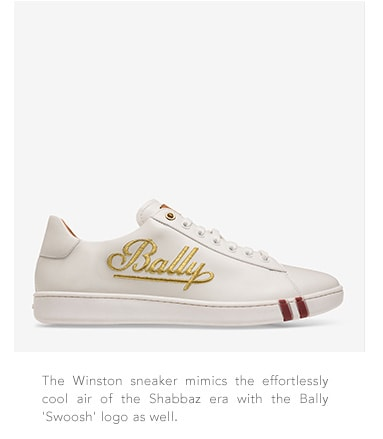 Baskets Winston Bally